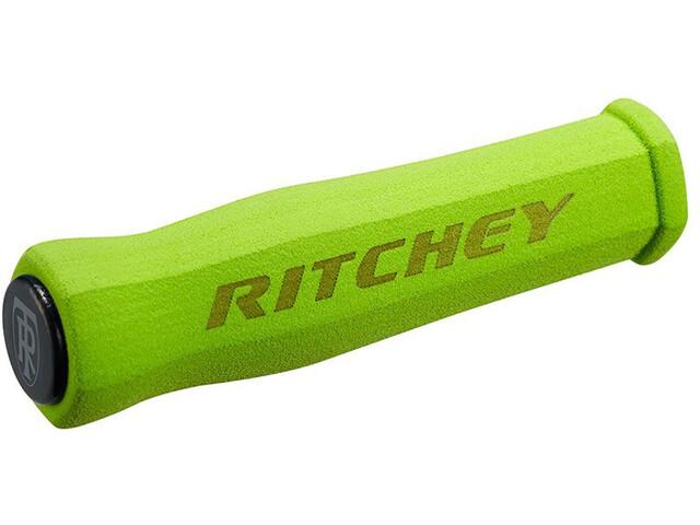 Ritchey WCS True Grip Manopole, verde